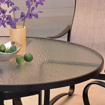 commercial outdoor acrylic tables