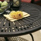 aluminum cast outdoor furniture