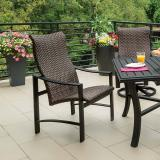 outdoor woven furniture